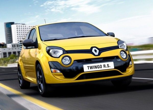 Renault Twingo Rs Renault Automobile New Renault Cars