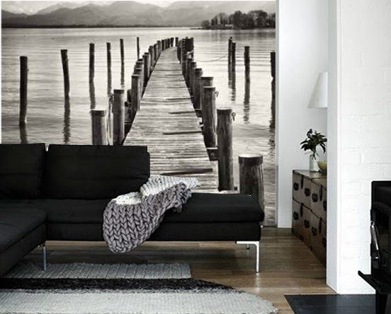 Fototapeta Fototapety Most 3d 260 X 200 5631538033 Oficjalne Archiwum Allegro Home Decor Lounge Chaise Lounge