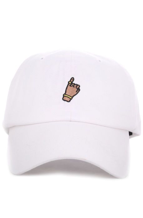 55936a6ed Any Meme Hat Pinky Ring Dad White | Dad Hats | Hats, Rings, Dad hats