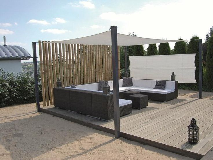 bildergebnis f r dach terrasse windschutz segel terrace. Black Bedroom Furniture Sets. Home Design Ideas