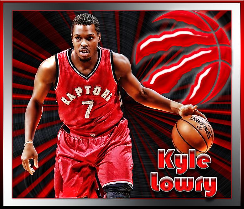 Nba Player Edit Kyle Lowry Nba Players Nba Basketball Teams