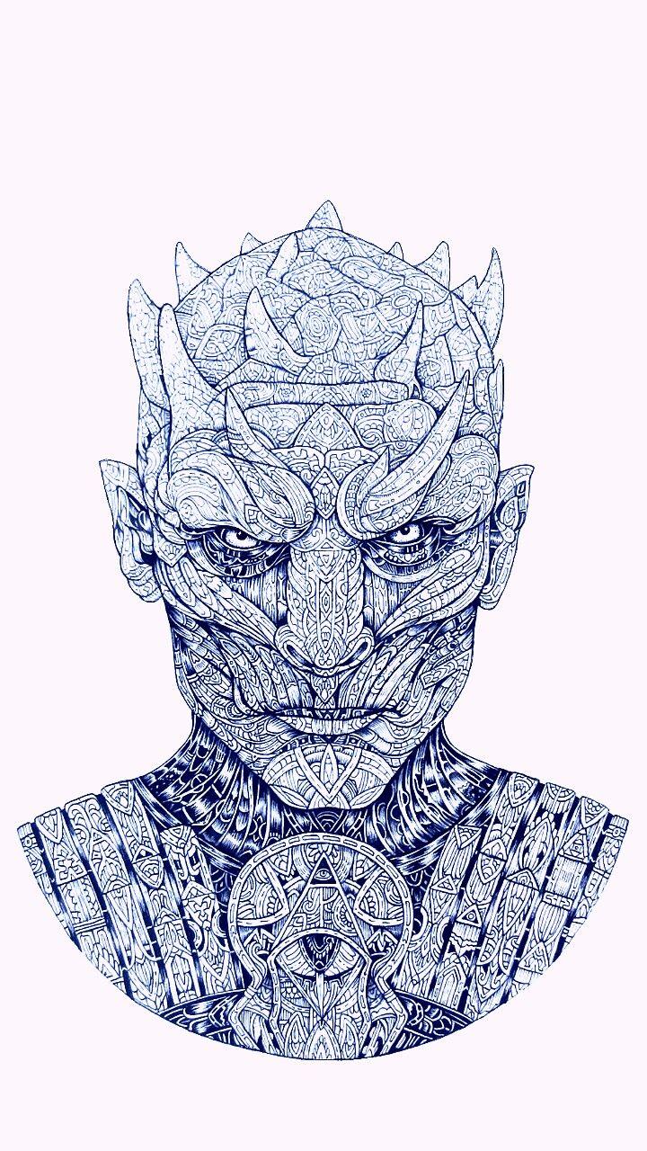 White Walker's King