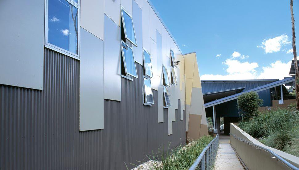 COLORBOND® Ultra steel BlueScope Steel Walling, Steel