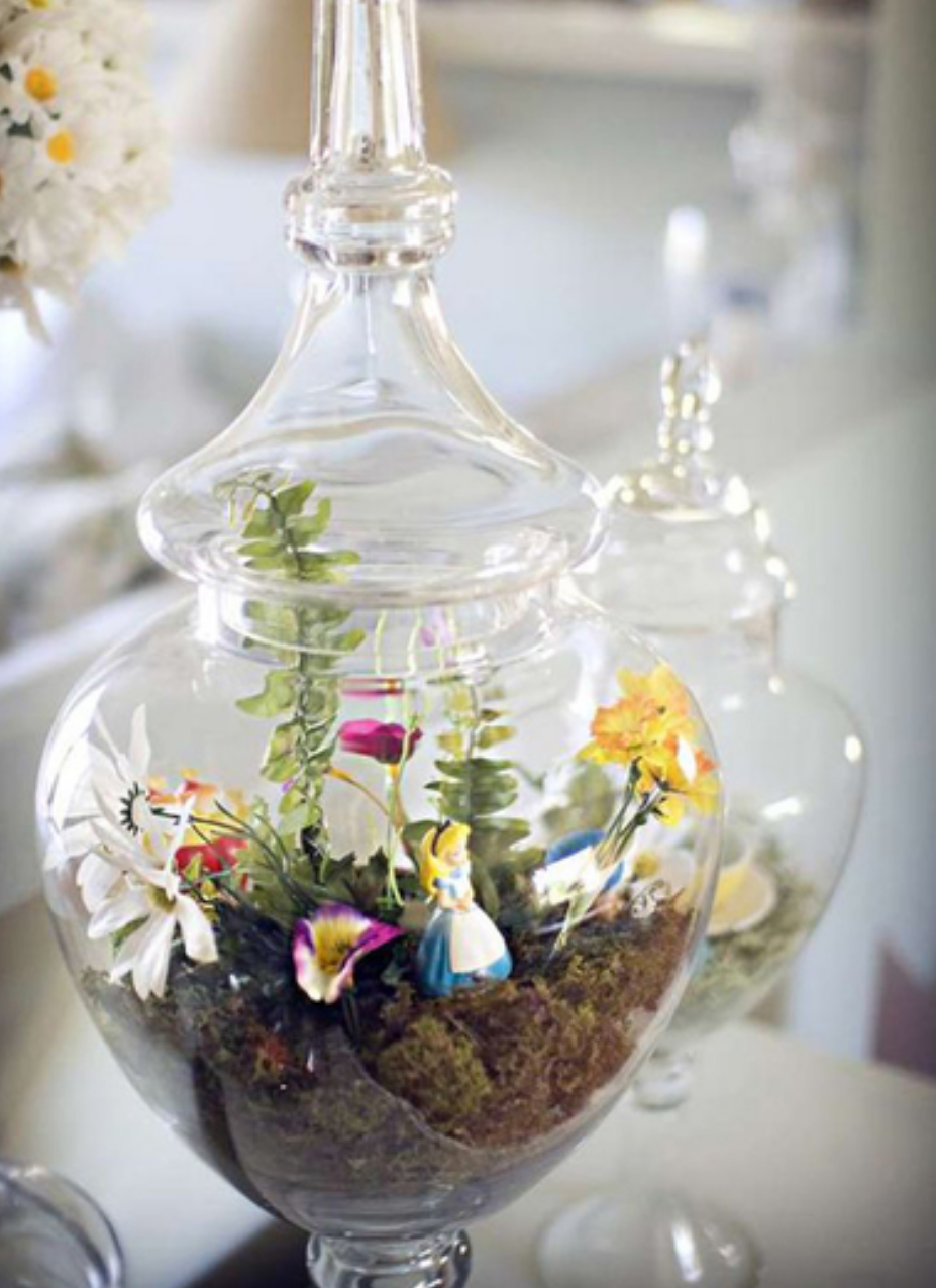 bon bon jars... alice in wonderland | Baby Shower | Pinterest | Jar ...