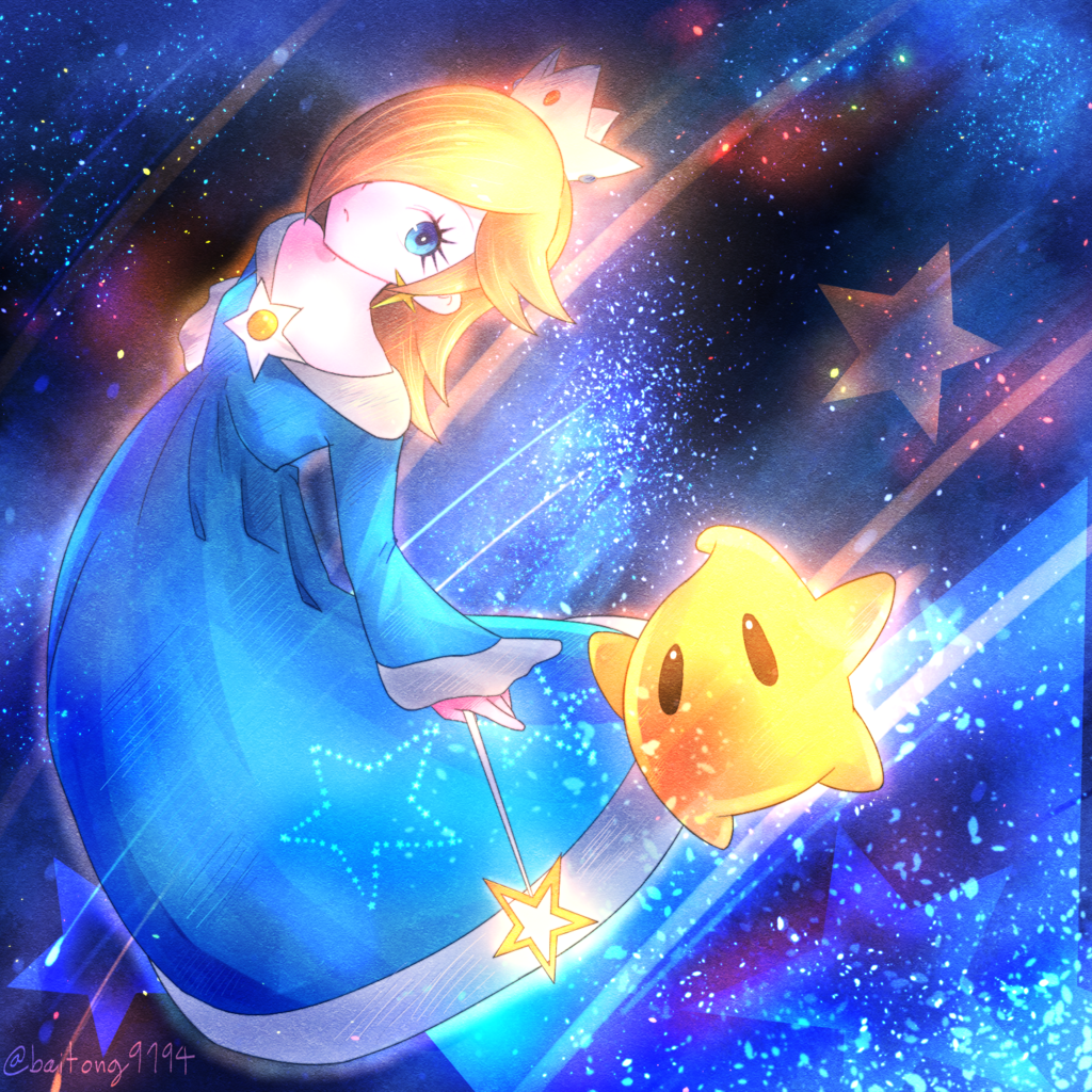 Rosalina And Luma-2127