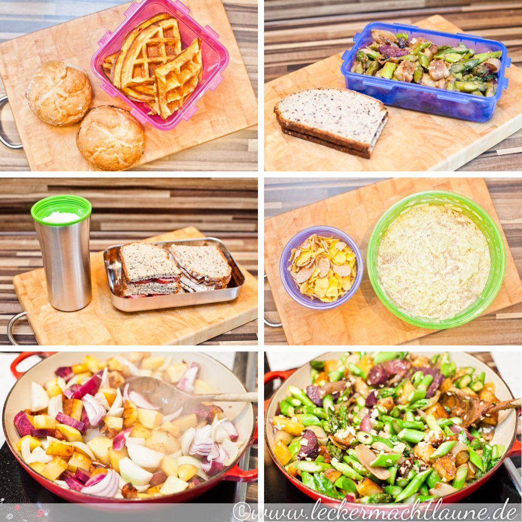Lunchbox-Rückblick #31 | lecker macht laune