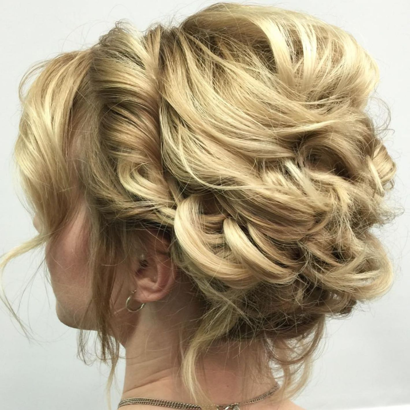 60 Updos For Short Hair Your Creative Short Hair Inspiration In