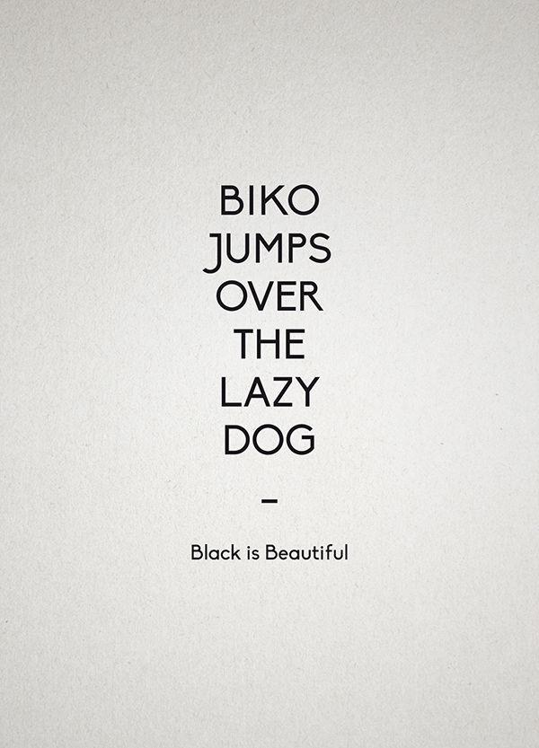 Biko Free Font Display Geometric Graphic Design OTF Resource Sans Serif Typeface Typography