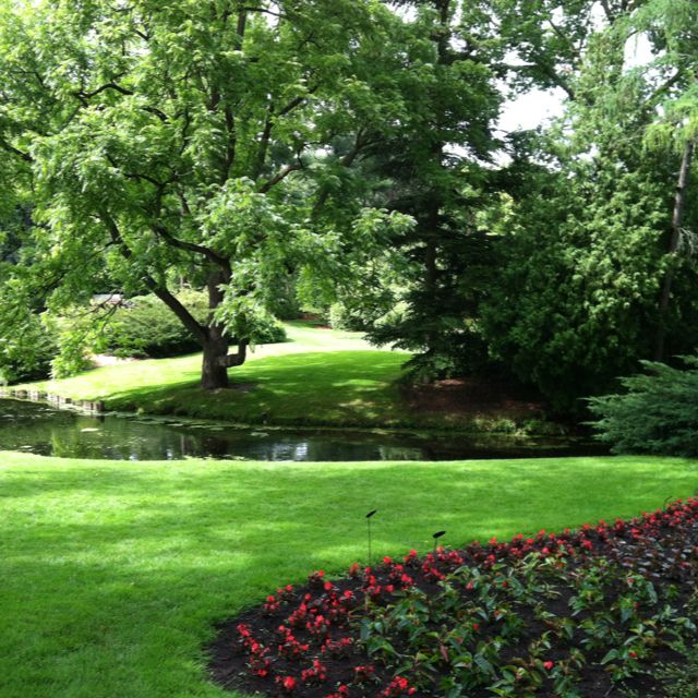 Perfect summer day @ Dow Gardens, Midland, Mi | Favorite Miracles ...
