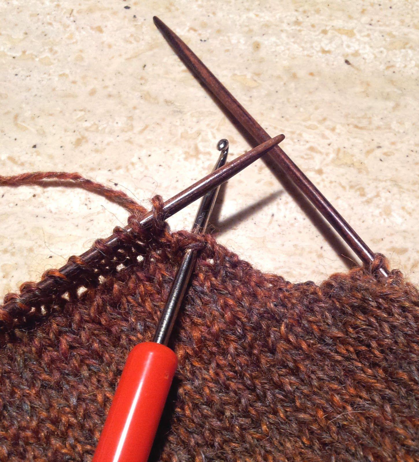 ferse stricken für anfänger