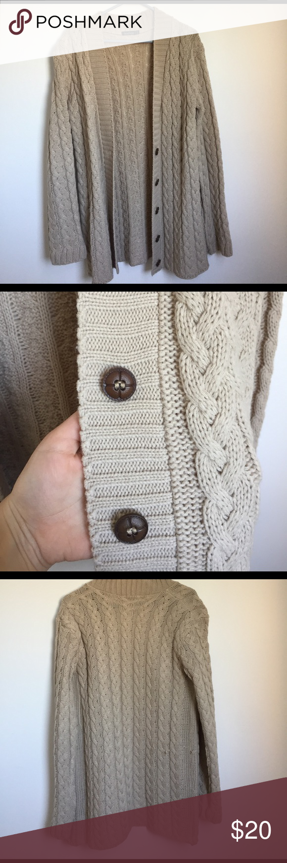 Boohoo Oversized Cardigan | Sweater cardigan, EA and Colours