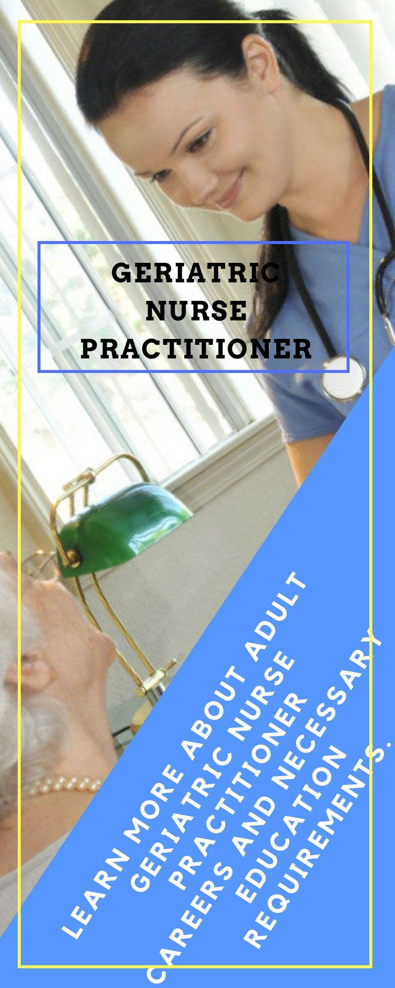 Geriatric Nurse Salary, Job Description, Duties and
