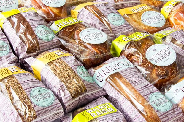 The system is expandable and can be applied to additional kinds of bread as they are introduced.
