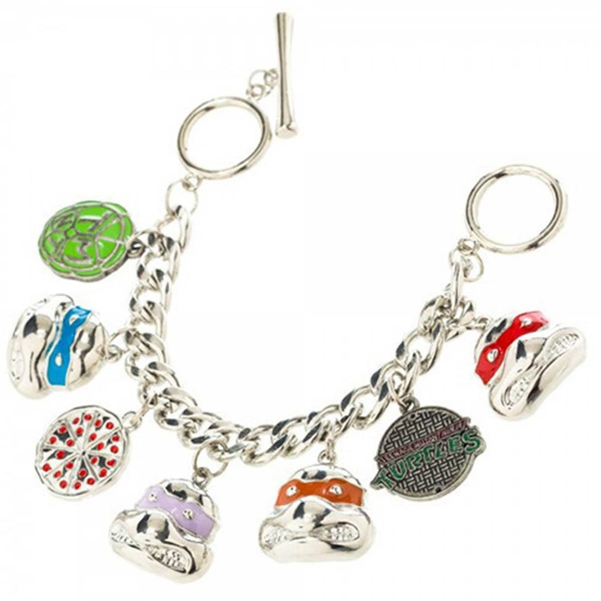 This Teenage Mutant Ninja Turtles Bracelet Has A Cool