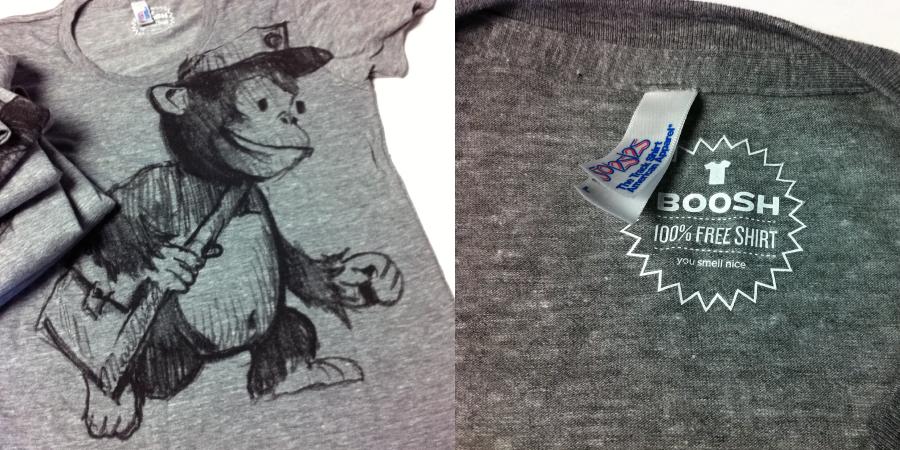 Mailchimp's Tshirt
