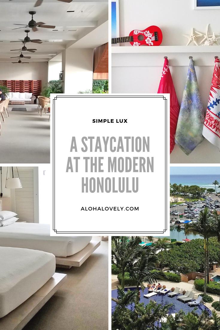 A Staycation At The Modern Honolulu The Modern Honolulu Is One Of My Favorite Properties In Waikiki If You Are Look Modern Honolulu Waikiki Hotels Staycation