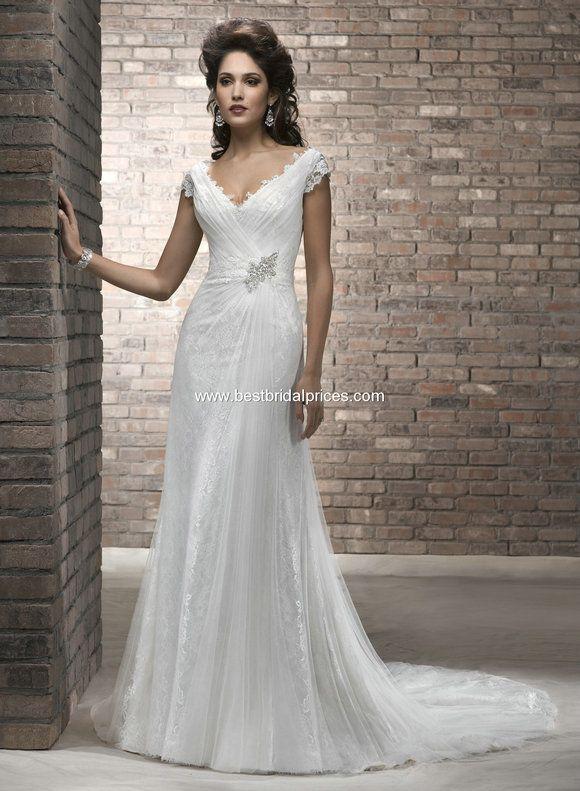 Maggie Sottero Lena A3642 Maggie Sottero Wedding Dresses, Fall 2012 ...