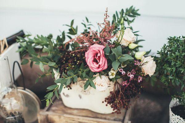 оформление цветами #wedding #decor