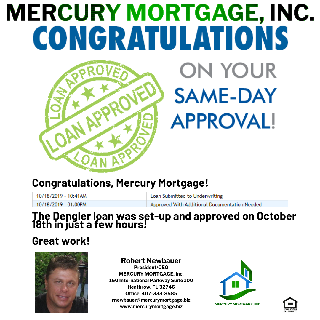 Dengler Loan Same Day Approval Call Message Or Email Me With Any Loan Scenarios Credit Issues Etc South Florida Real Estate Mortgage Florida Real Estate