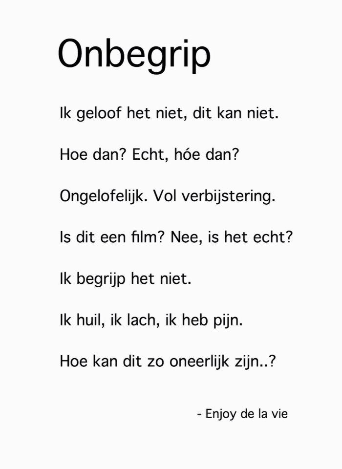 spreuken onbegrip Onbegrip | Teksten | Pinterest   Quotes, Words en Dutch quotes spreuken onbegrip