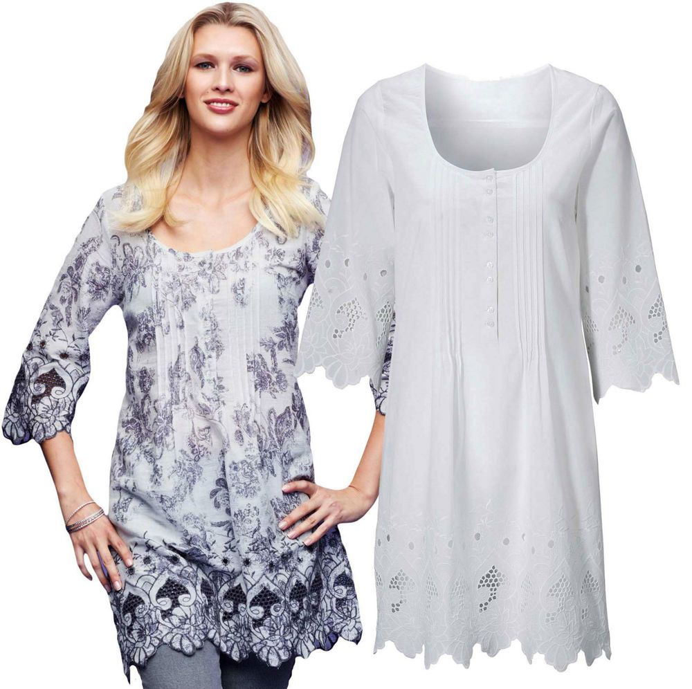 Extra long tunic tops for plus size women | LADIES LONG TUNIC TOP ...