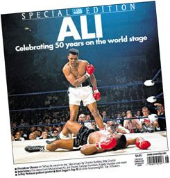 Muhammad Ali Biography: 50 Years on the World Stage Special .