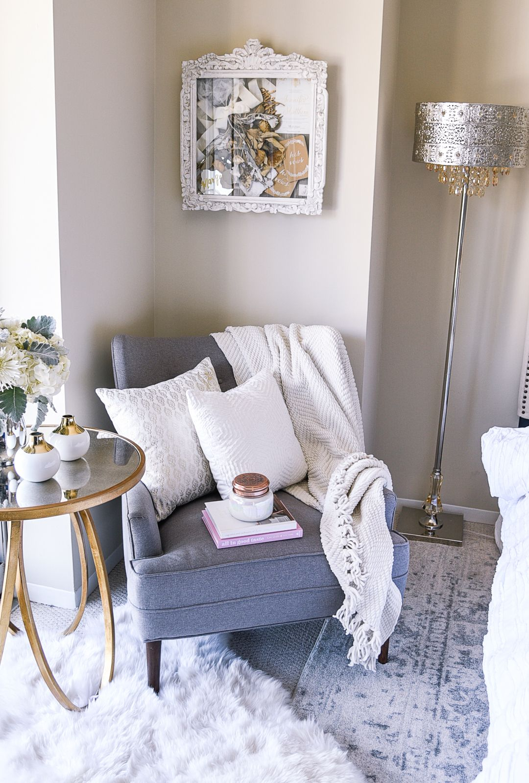How To Style A Cozy Corner Home Decor Bedroom Home Decor Room