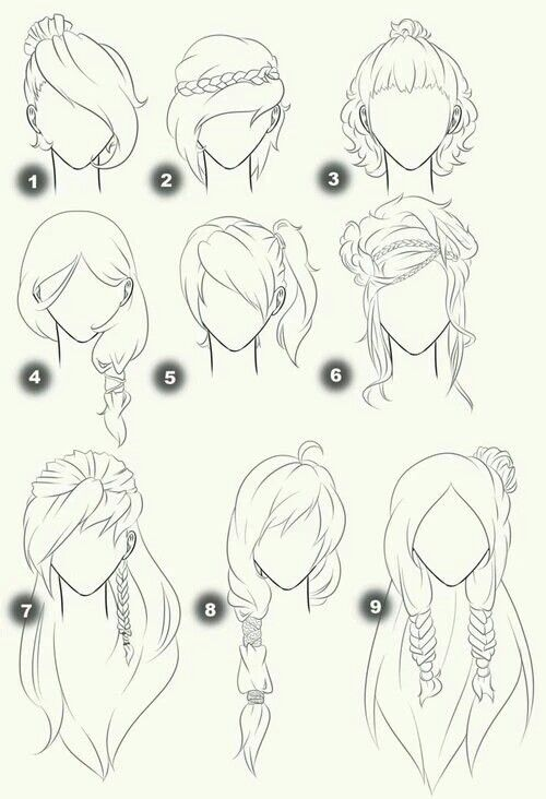 crazy hair styles drawing drawings