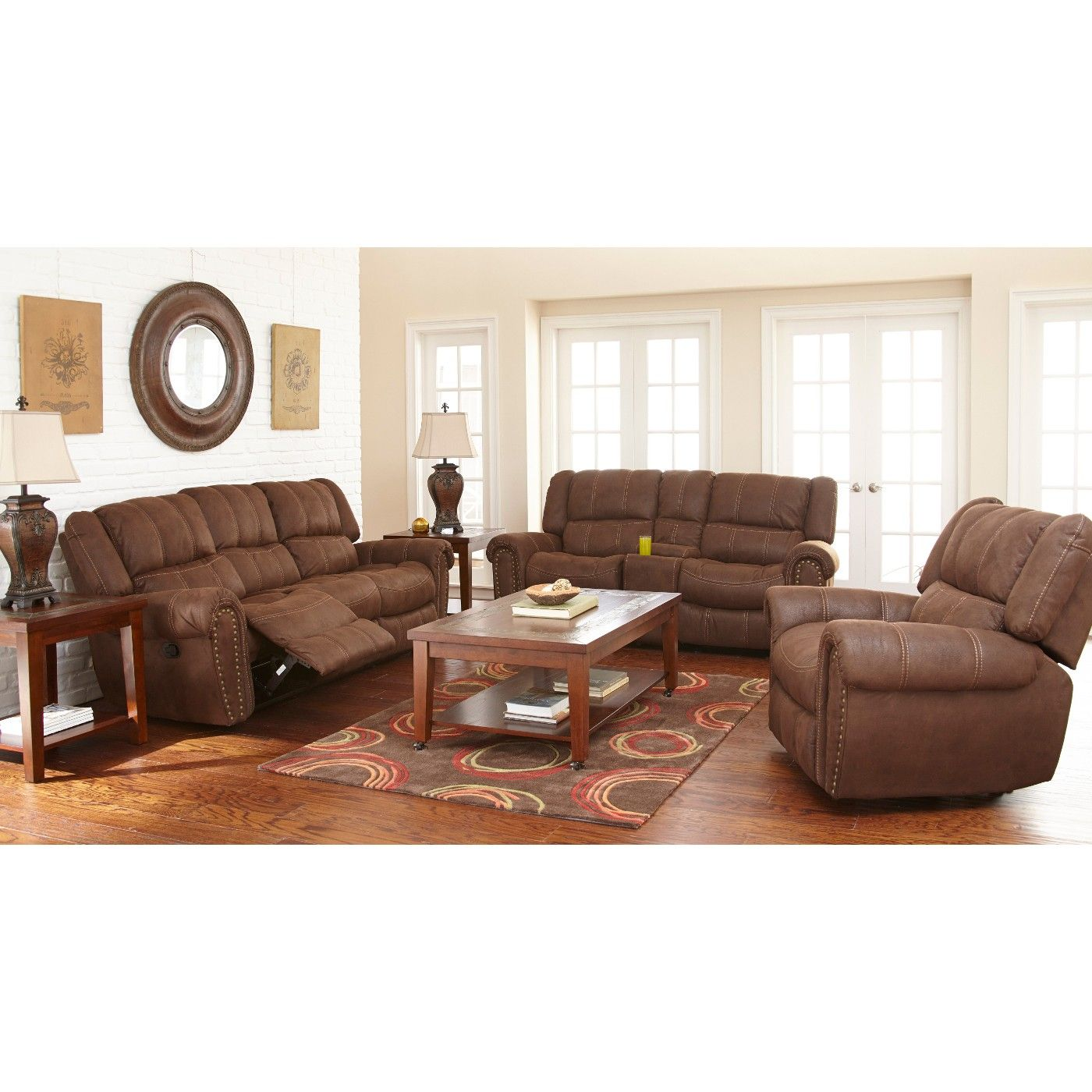 Lazy Boy Sofa Visit Conn us HomePlus to shop our Living Room Furniture including our Carrera Living Room Reclining Sofa u Loveseat Apply for our YES MONEY credit and