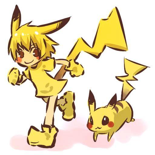 Day 24 : Pikachu