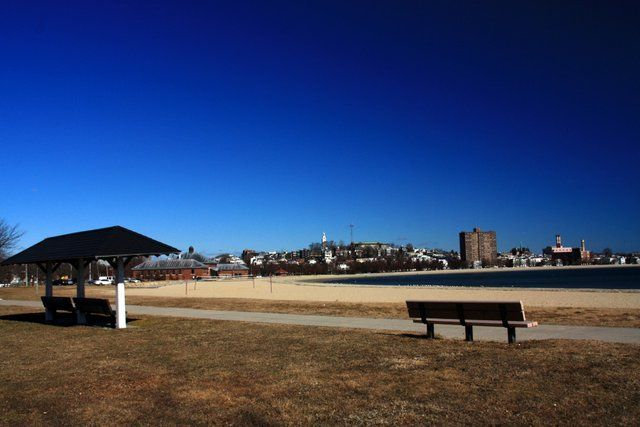 Winter 12 Carson Beach South Boston MA By BostonPhotoSphere Via Flickr