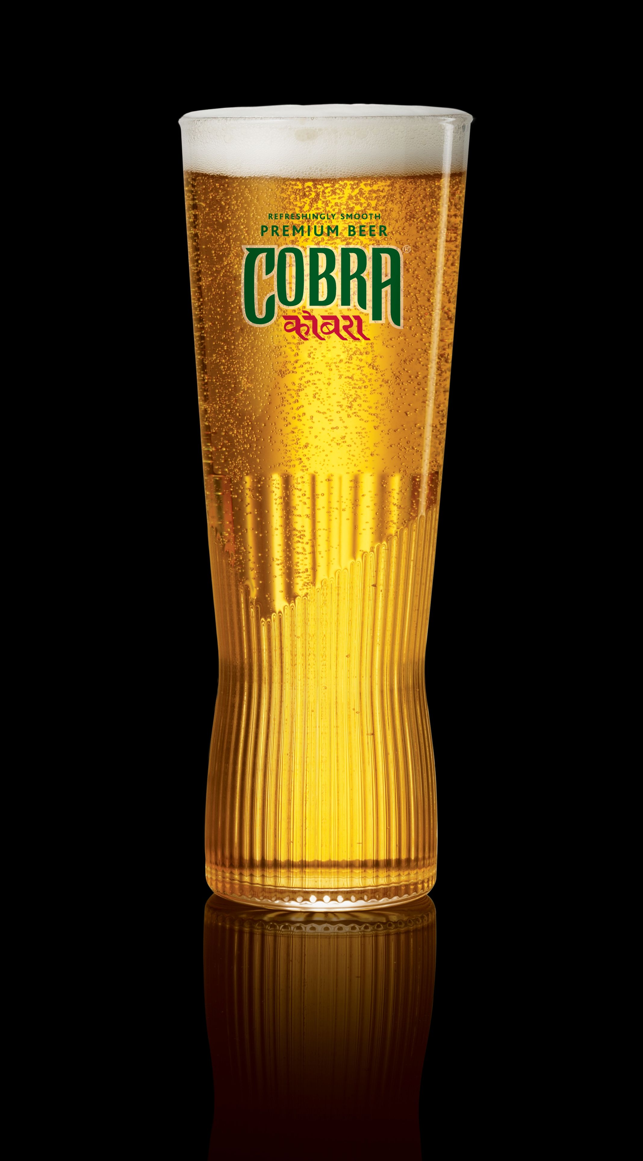 Bicchieri Hoegaarden Cobra Beer Unveils New Glasswear Designed By Echo Beer And Wine