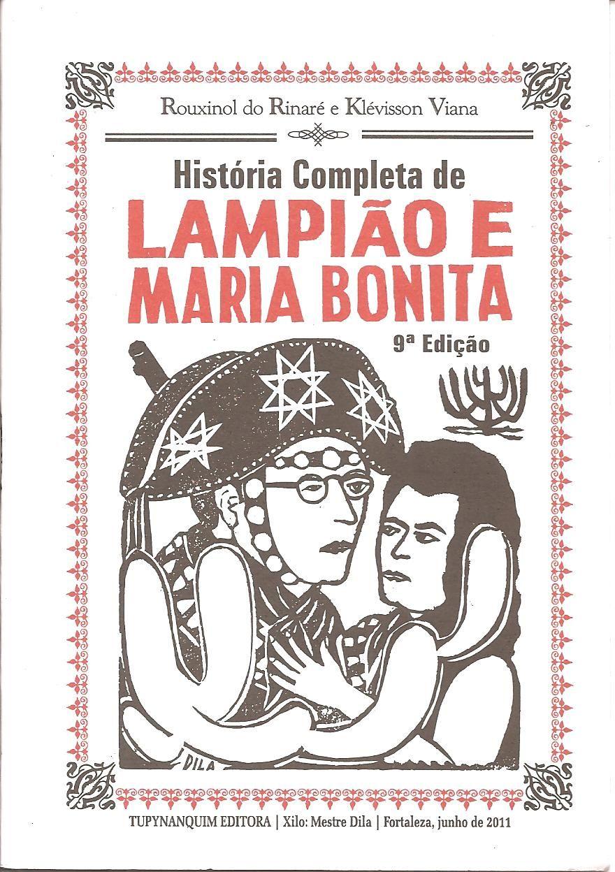 Literatura De Cordel Sobre Lampiao E Maria Bonita Pesquisa
