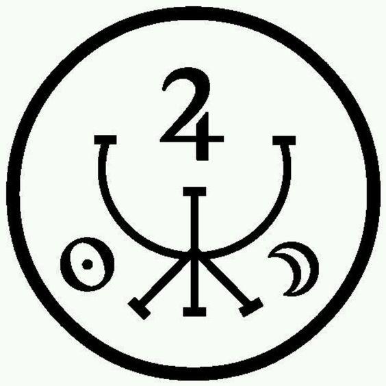 Sigil For Prosperity Symbolism Pinterest Symbols Magick And Wicca