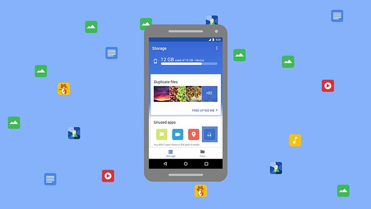 Files by Google Clean up space on your phone 1.0