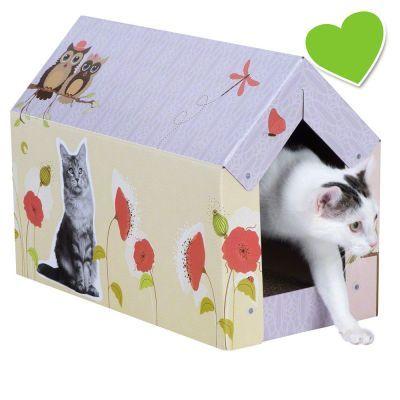 Casetta per gatti Home zoolove