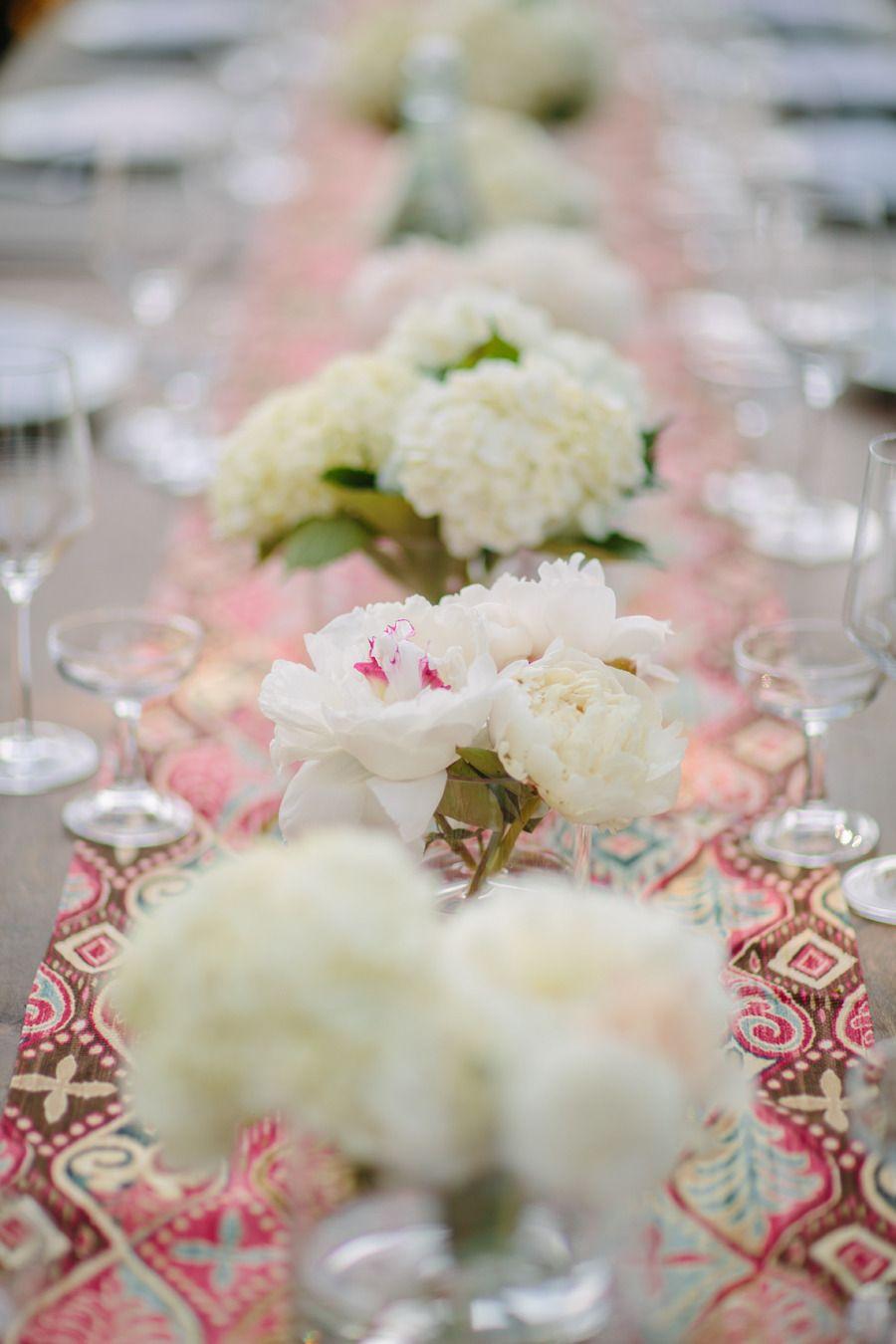 california bohemian backyard wedding from joielala florists
