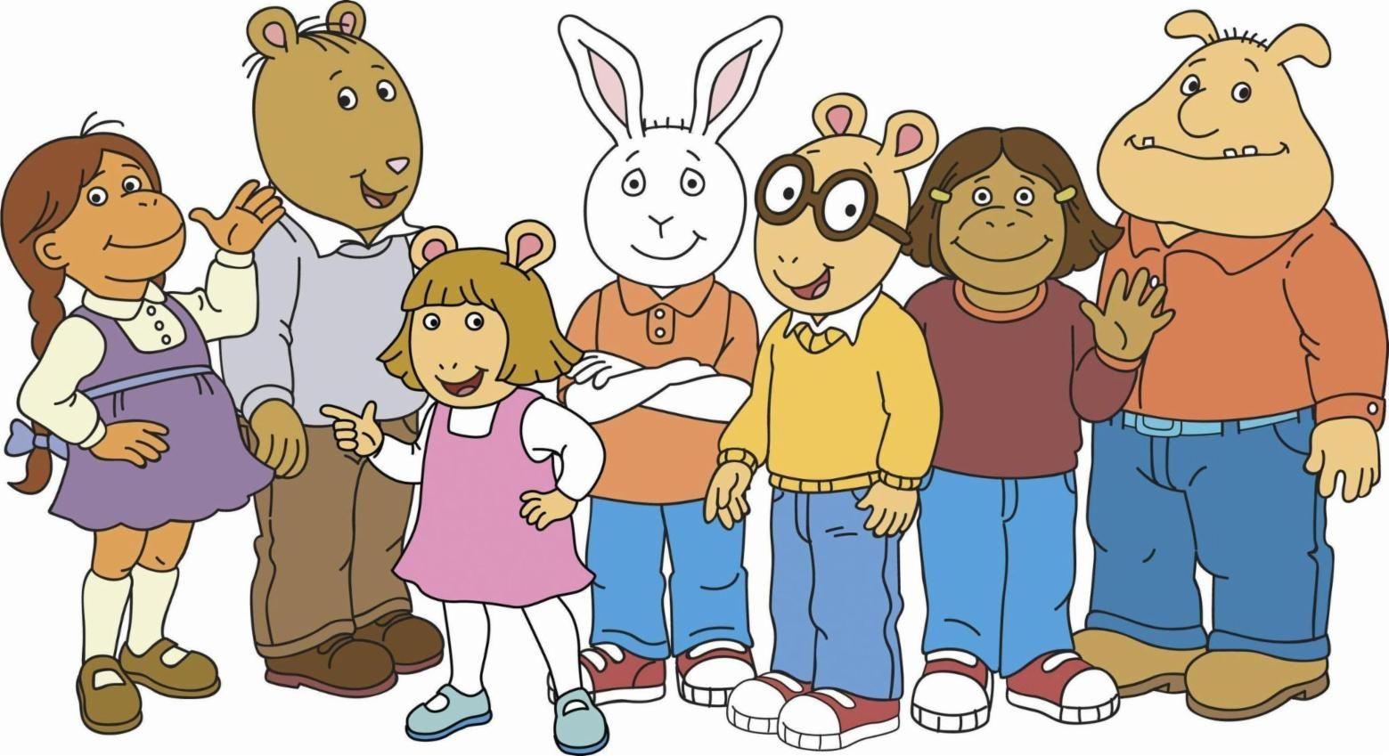 Arthur Quiz Arthur Cartoon Arthur Characters 90s Cartoons
