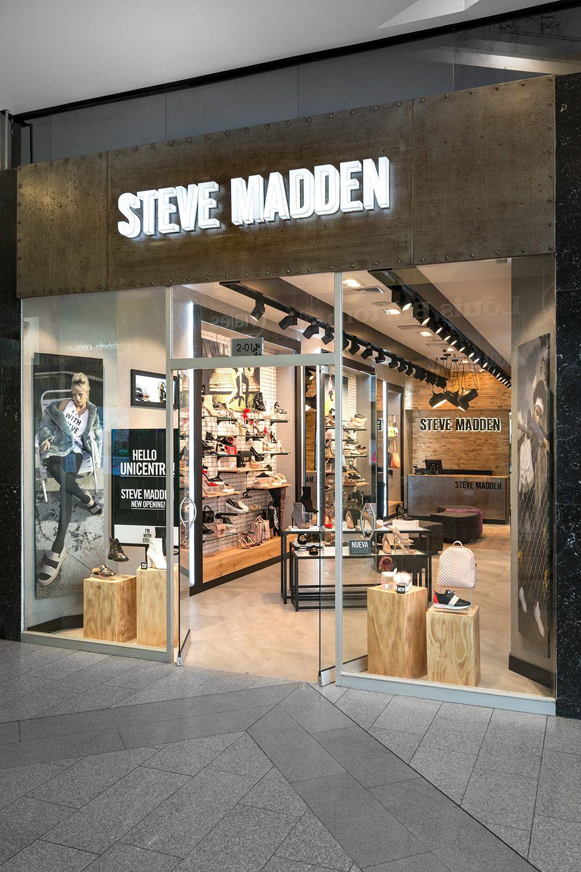 Rugido taza Alpinista  Tienda Steve Madden KDF Arquitectura Bogotá Colombia Fachada Diseño y  Construcción 01   Steve madden, Diseño de tienda, Disenos de unas