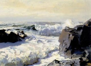 marine oil paintings: Search results for waugh