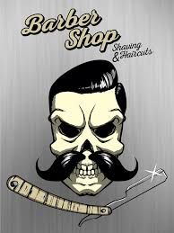 Betty/'s Rockabilly Greaser Barber Shop T-Shirt Short Sleeve Baseball