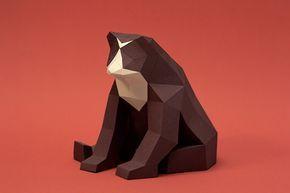 Mamíferos de papel/ Paper mammals