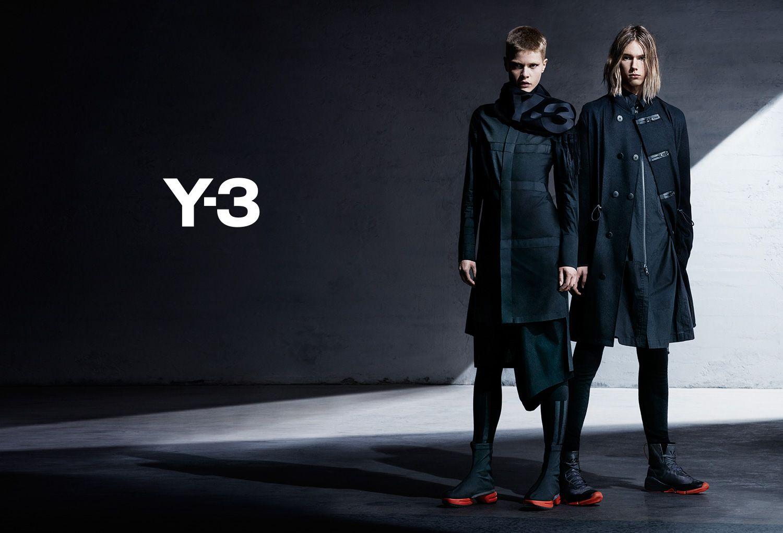 adidas y3 campaign
