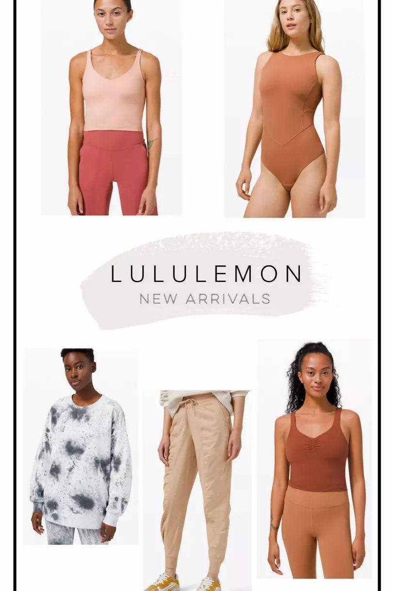Lululemon New Arrivals In 2021 Workout Attire Tie Dye Sweatshirt Lululemon [ 1216 x 810 Pixel ]
