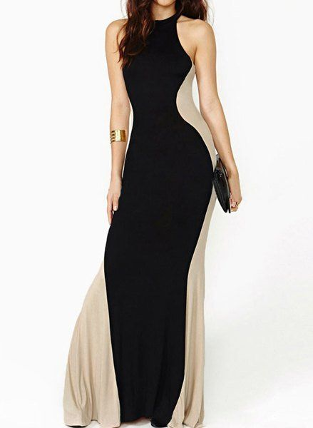sexy slimming long maxi dress | VTTVO  #lovethissexylongdress