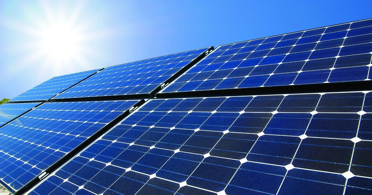 China Activates The World S Largest Floating Solar Power Plant