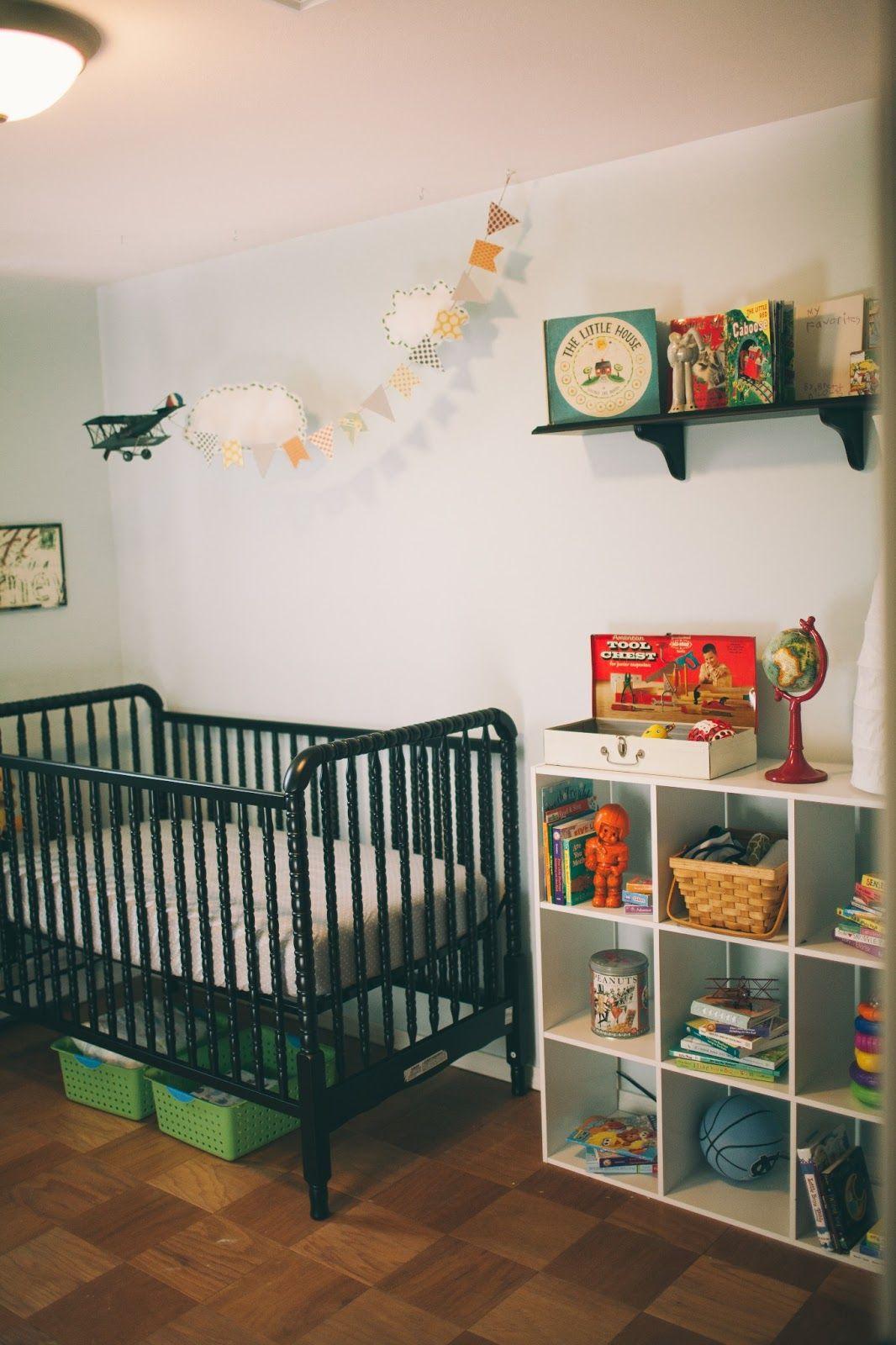 Baby boy nursery airplane I already have