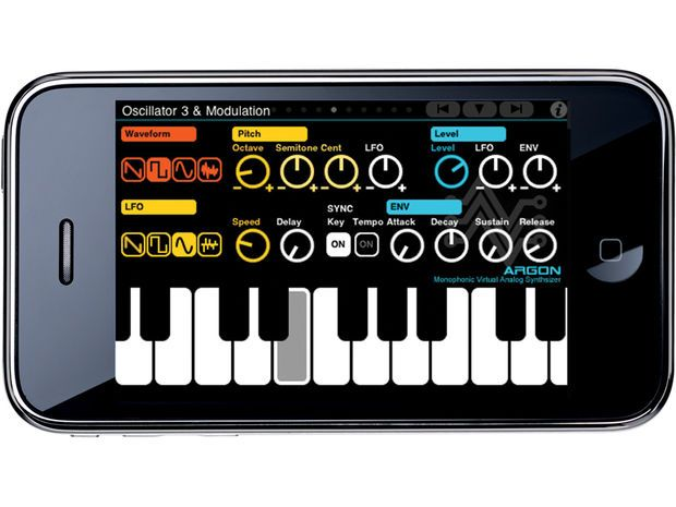 The best iPad/iPhone musicmaking apps in the world today