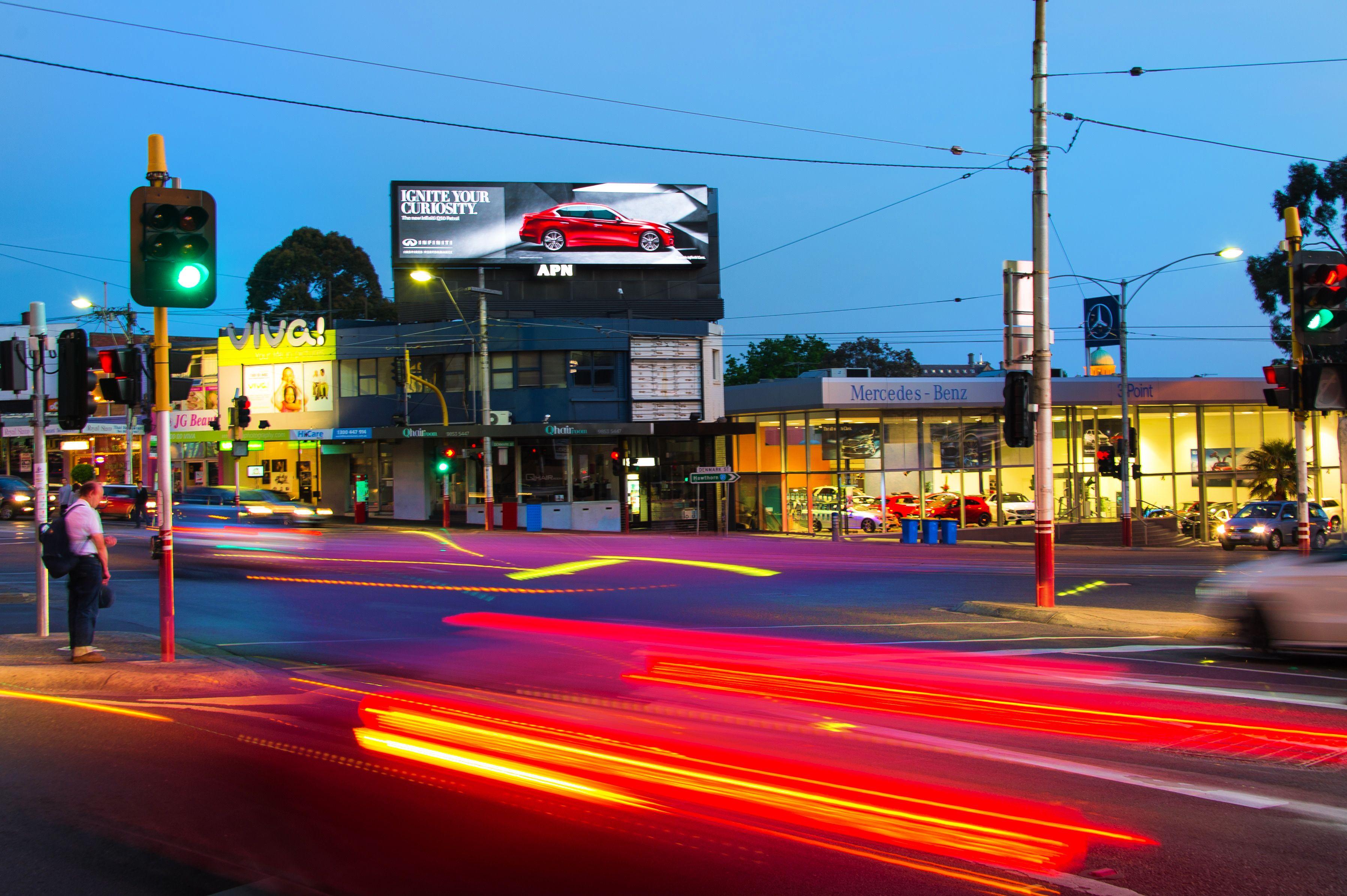 Digital Billboard - APN Outdoor