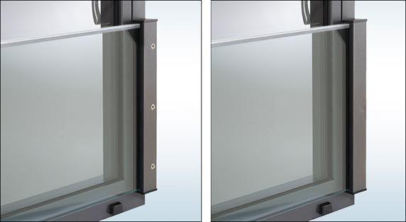 sws stellt neues system f r franz sische balkone aus glas vor franz sisch balkon bodentiefe. Black Bedroom Furniture Sets. Home Design Ideas